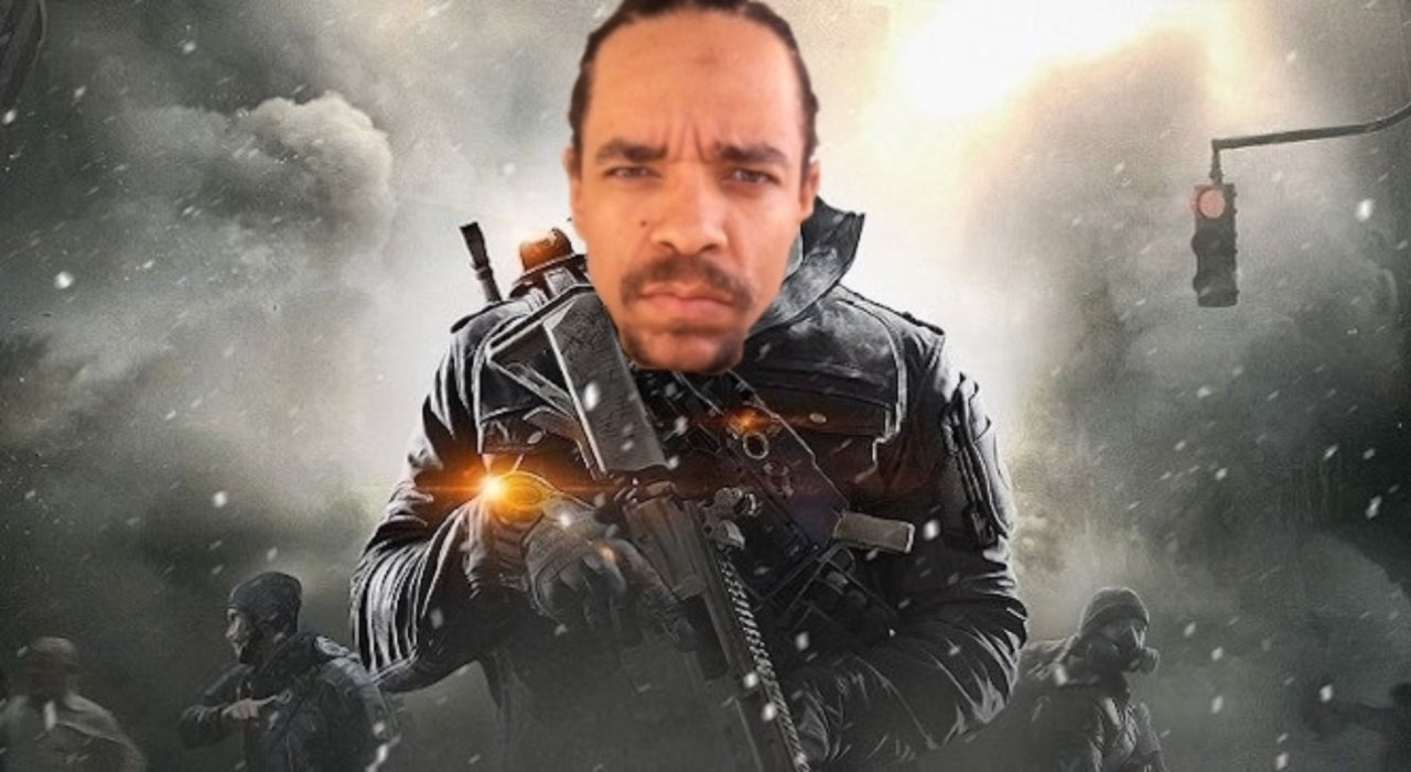 Ice T Shows Off His Latest Gaming Obsession, 'The Division 2'