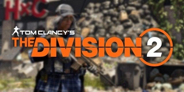 The Division 2 Dark Zones