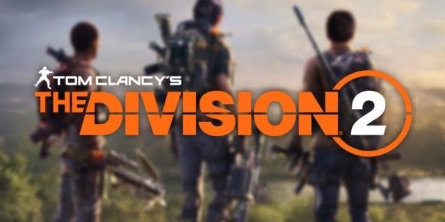 The Division 2 Endgame Details