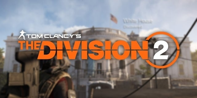 The Division 2 Patch Ubisoft