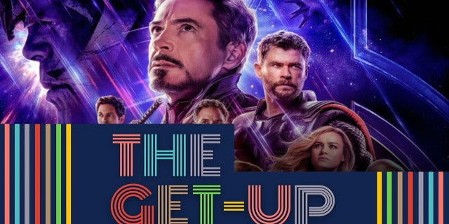 The Get Up - March 15, 2019 screen capture