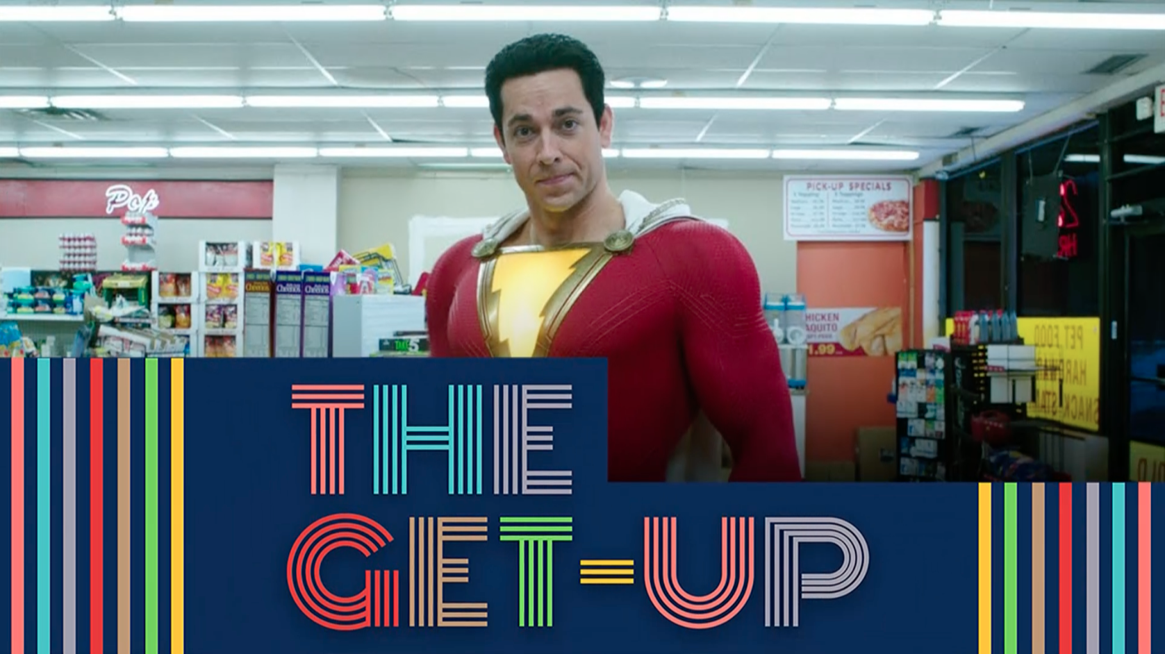 The Get Up - March 25, 2019 screen capture