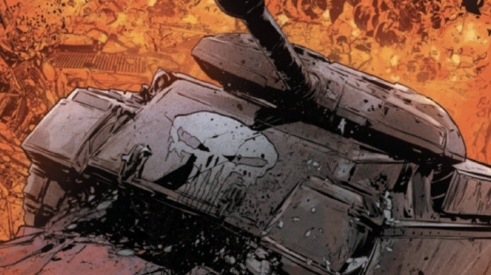 the punisher 9 tank