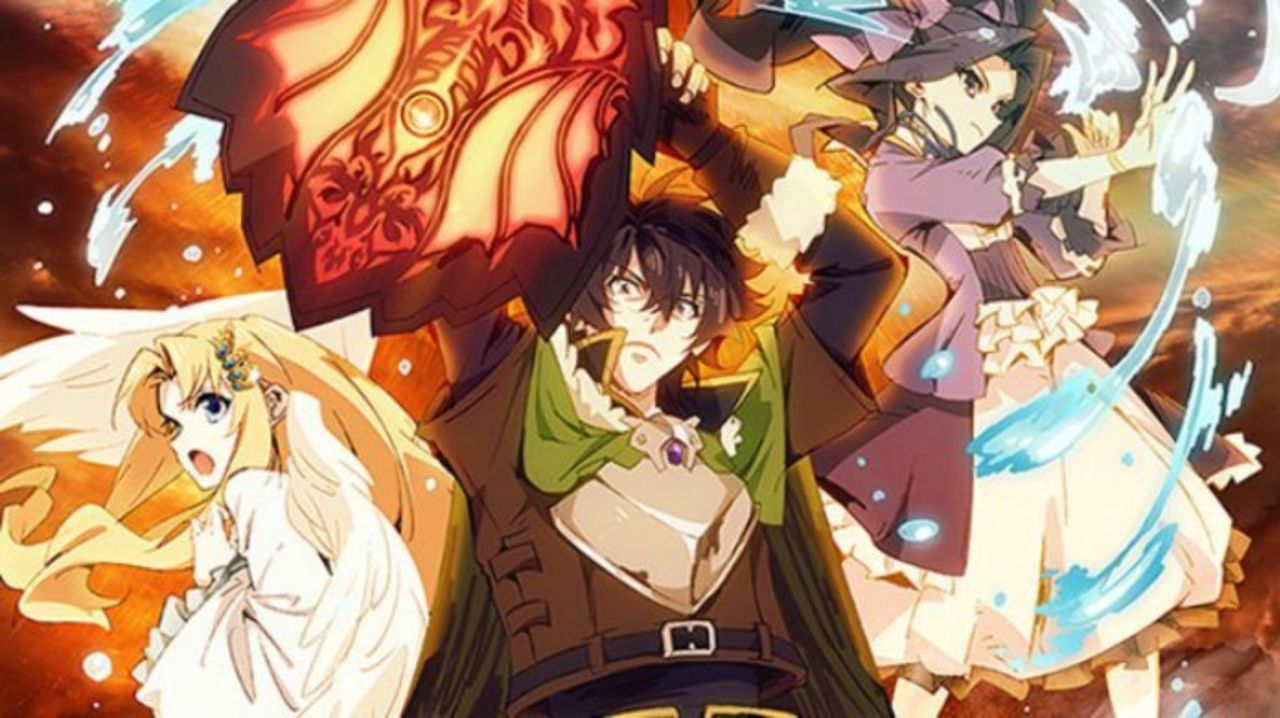 The Rising Of The Shield Hero Reveals New English Dub Release Schedule