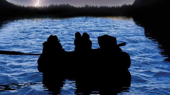 the river at night novel eli roth kevin williamson