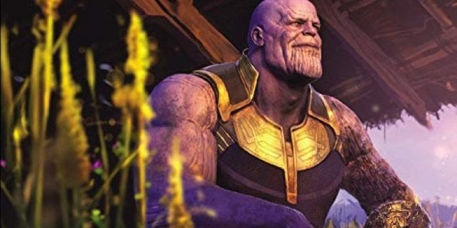 263b61107817 Marvel s  Avengers  Endgame  Art Book Includes a Look at the Damaged  Infinity Gauntlet