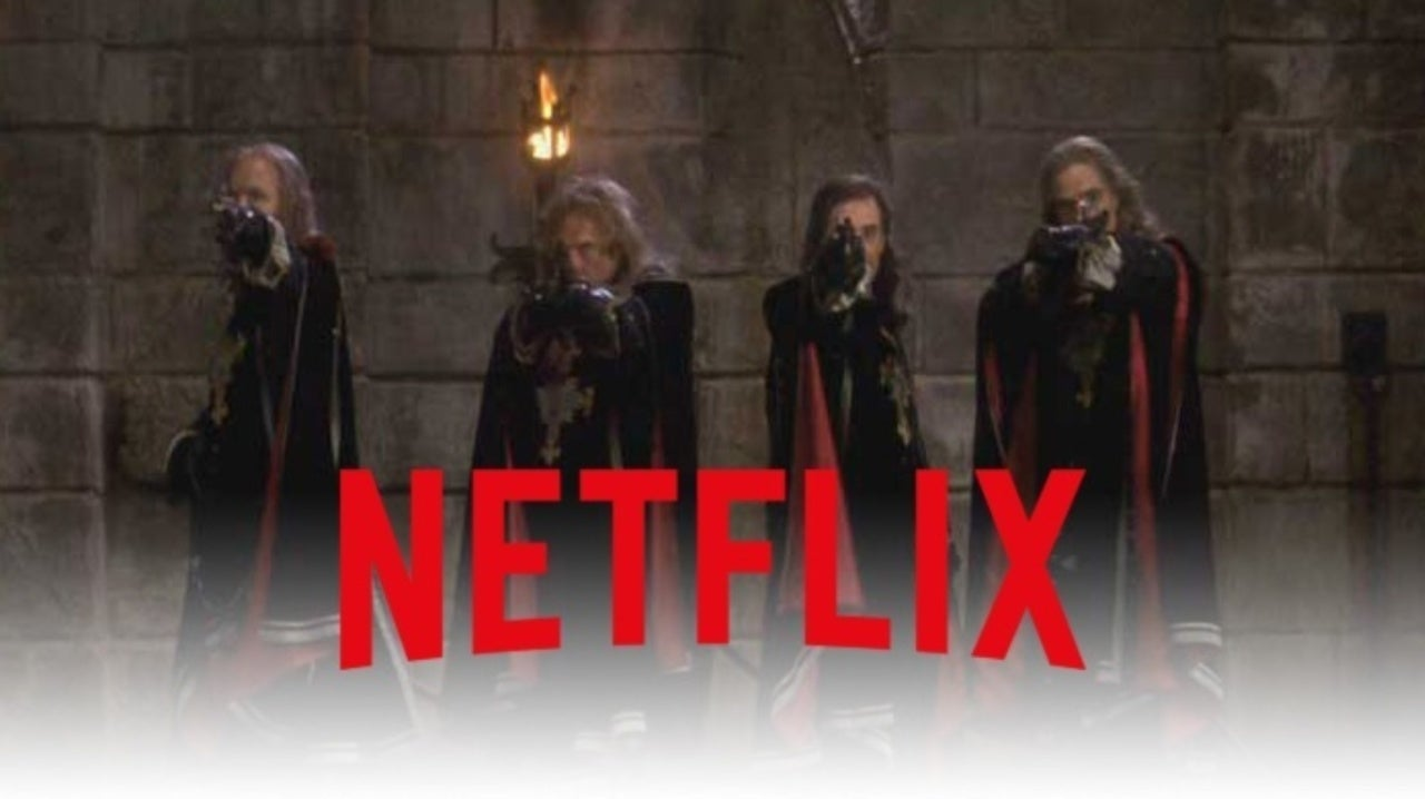 The Modern Three Musketeers Coming Over To Netflix