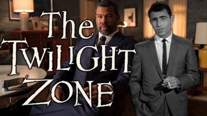 The Twlight Zone Jordan Peele Rod Serling