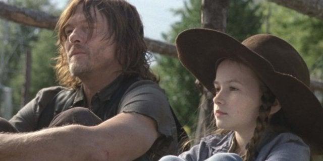 The Walking Dead 914 Scars Daryl Judith