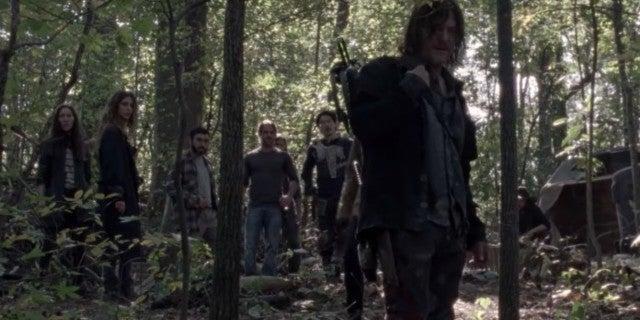 The Walking Dead 915