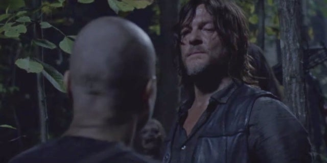 The Walking Dead 915 The Calm Before