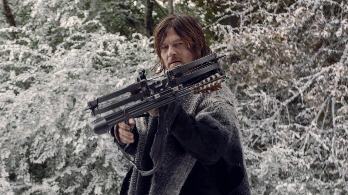The Walking Dead 916 Daryl