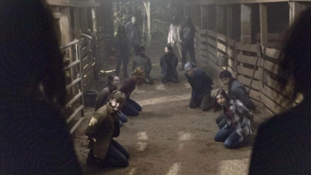'The Walking Dead' Showrunner Explains How Alpha's Victims Were Captured