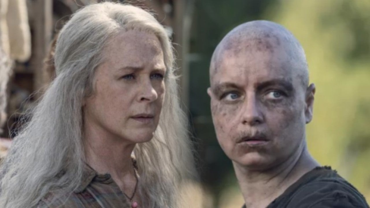 'The Walking Dead' Teases Major Carol and Alpha Confrontation