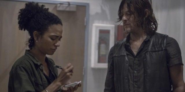 The Walking Dead Daryl Connie Donnie