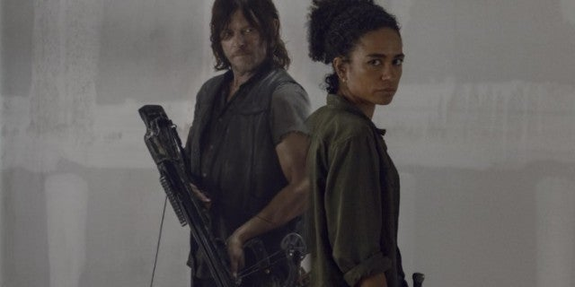 The Walking Dead Donnie Daryl Connie