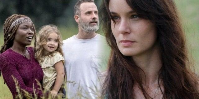 The Walking Dead Grimes family Lori ComicBookcom