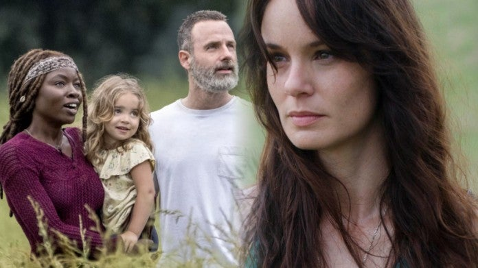 The Walking Dead Grimes family Lori ComicBookcom