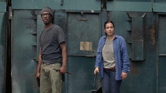 The Walking Dead Heath Tara