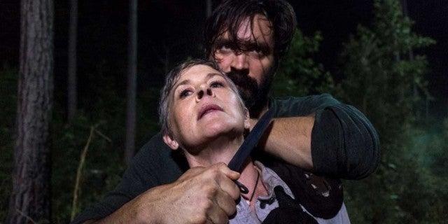 The Walking Dead Jed Rhys Coiro