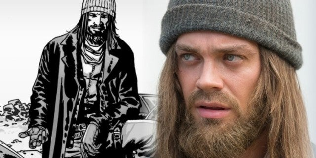 The Walking Dead Jesus Tom Payne comics ComicBookcom
