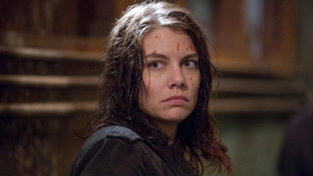 'The Walking Dead': Lauren Cohan Recalls Uncomfortable Scene That Made Her Vomit