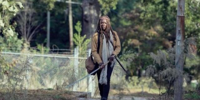 The Walking Dead Michonne 914