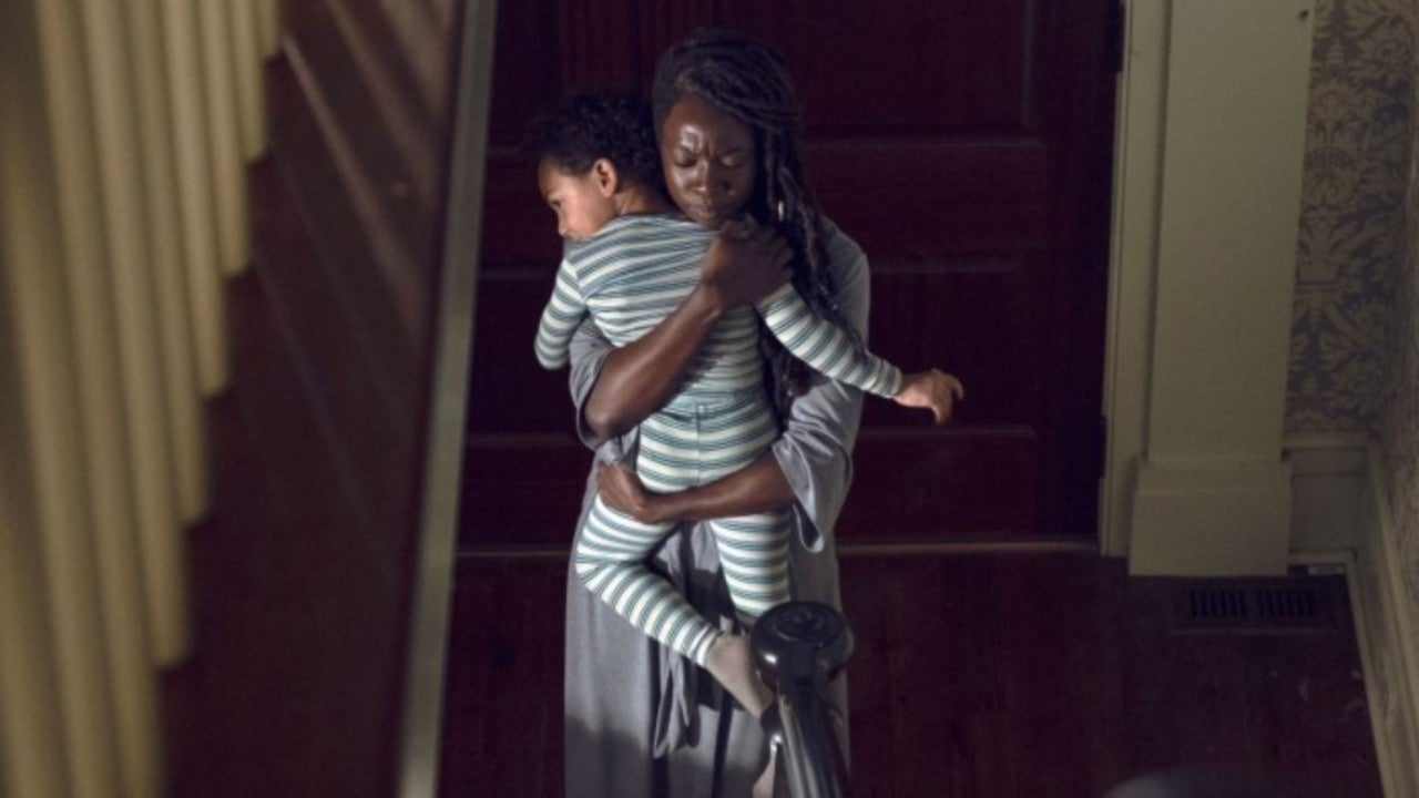 'The Walking Dead': Fans Are Finally Convinced Michonne and Rick's Son Is Real