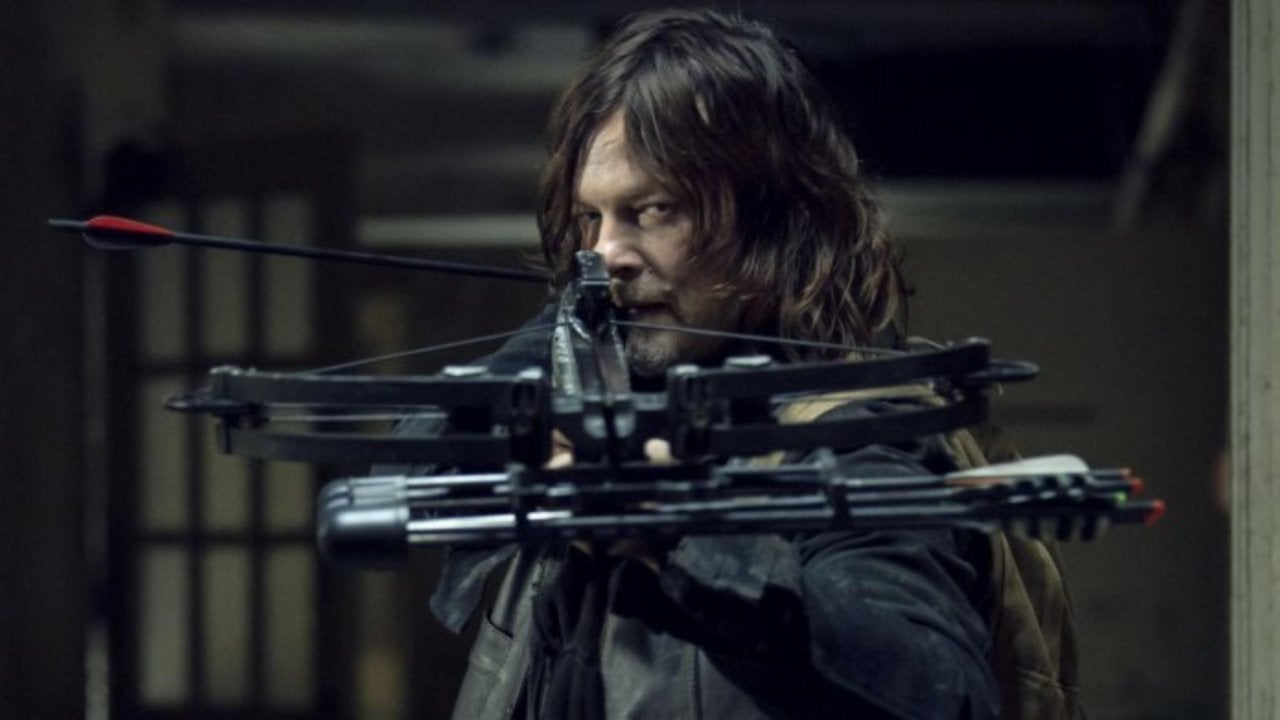 'The Walking Dead' Star Norman Reedus Reveals What Would Make Him Leave