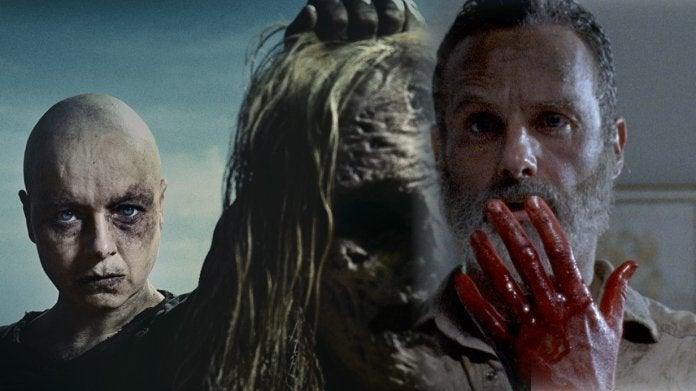 The Walking Dead Rick Alpha Andrew Lincoln Samantha Morton ComicBookcom