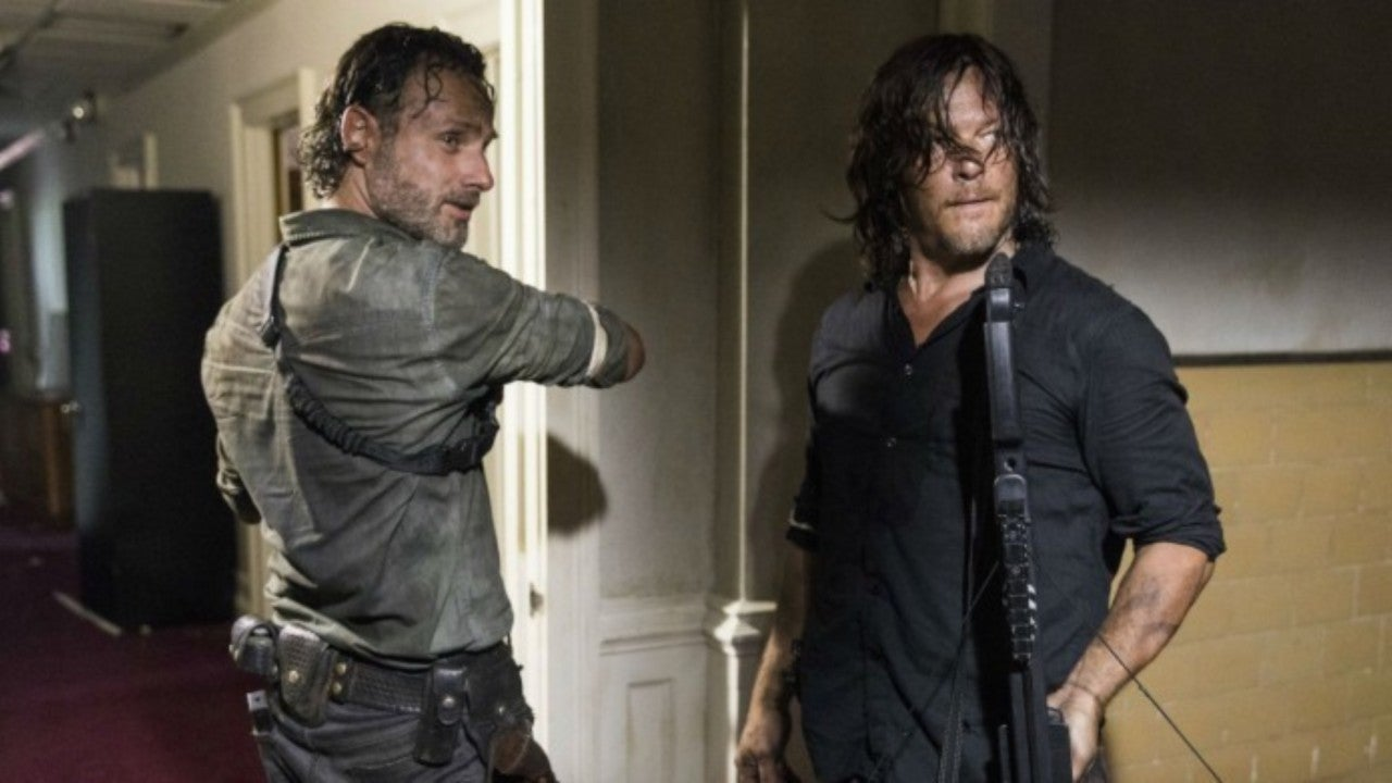 The Walking Dead's Norman Reedus Goes Viral For Savage Rick Grimes Roast