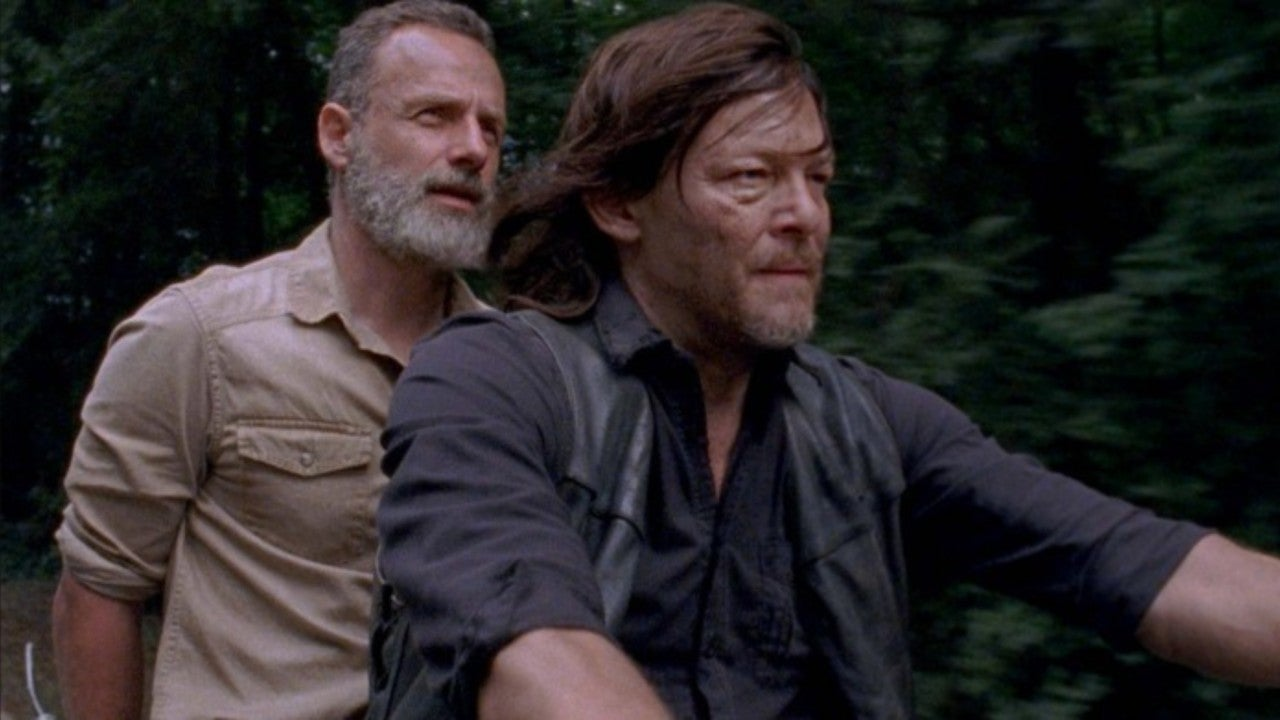 'The Walking Dead's Norman Reedus: Daryl Needs Closure over Missing Rick Grimes