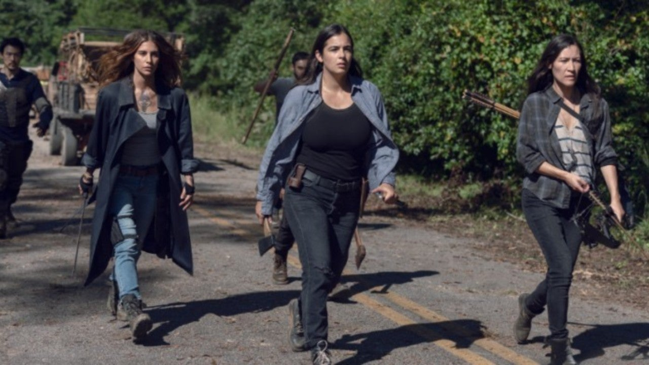 The Walking Dead': Fans React to Episode 913