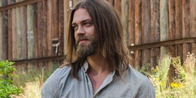 The Walking Dead Tom Payne Jesus