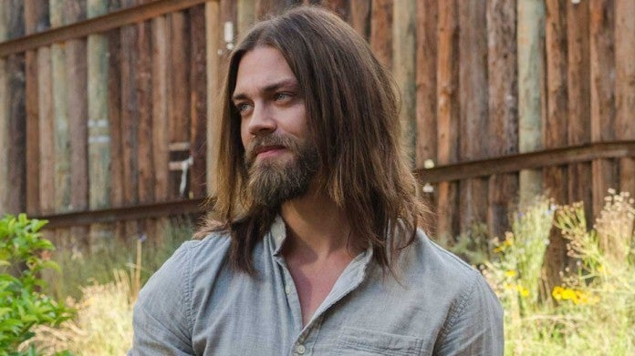 The Walking Dead Tom Payne Jesus