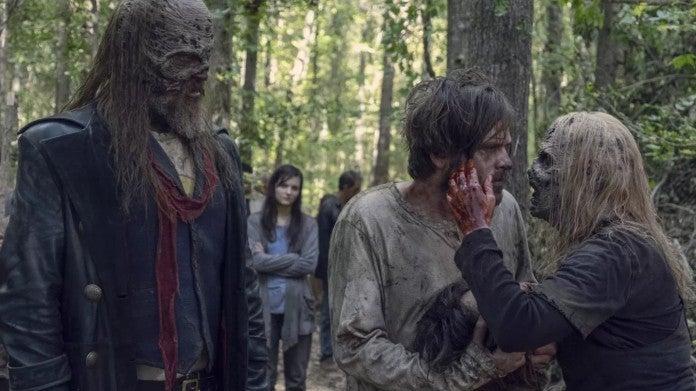 The Walking Dead Whisperers