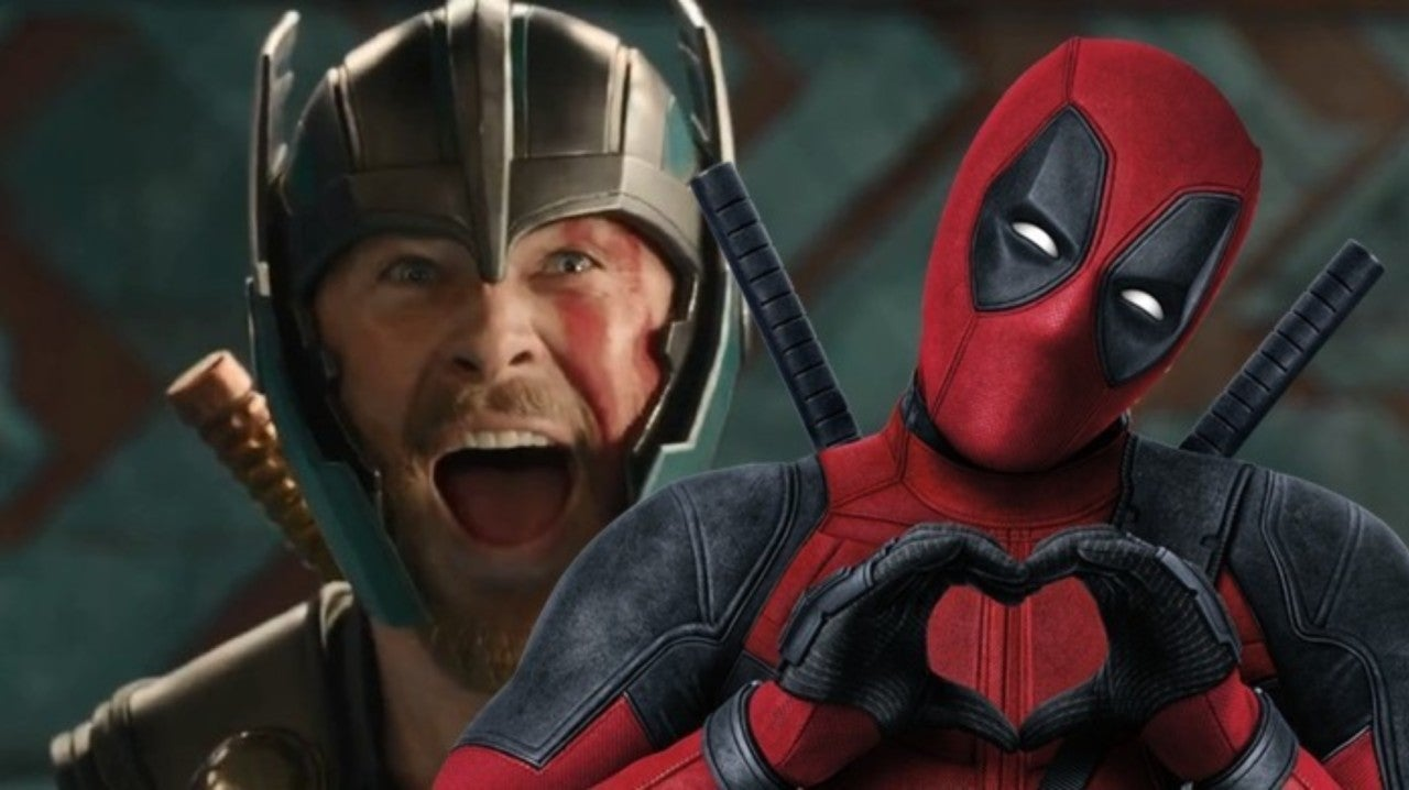 Chris Hemsworth Welcomes Deadpool and Ryan Reynolds to the Marvel Family