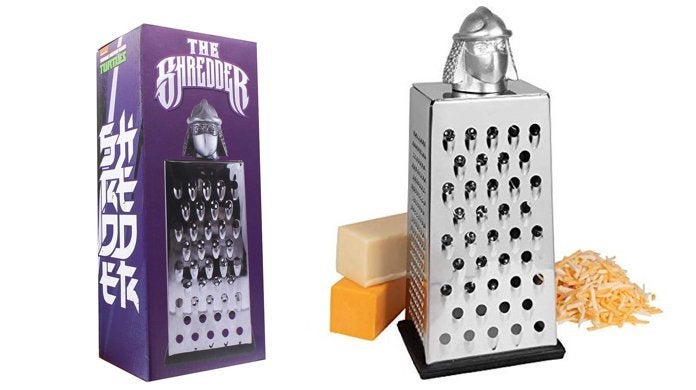 The Teenage Mutant Ninja Turtles Master Cheese Shredder Is A Reality