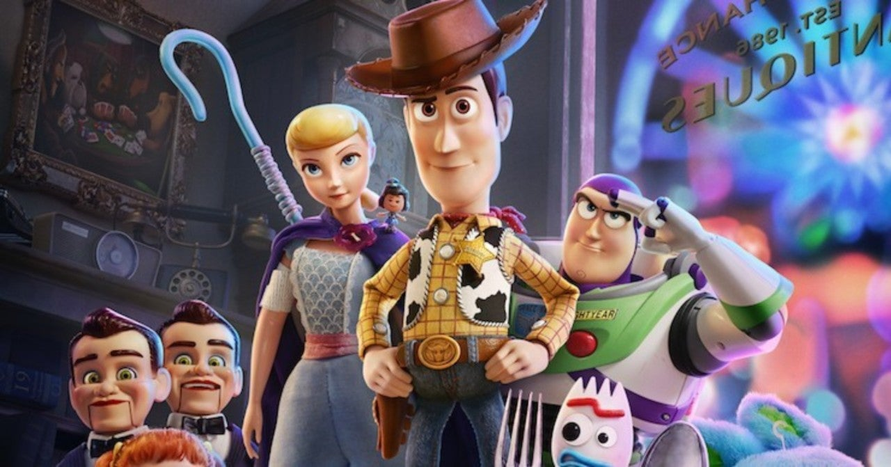 Toy Story 4 Will Be Pixar's Last Sequel for a While