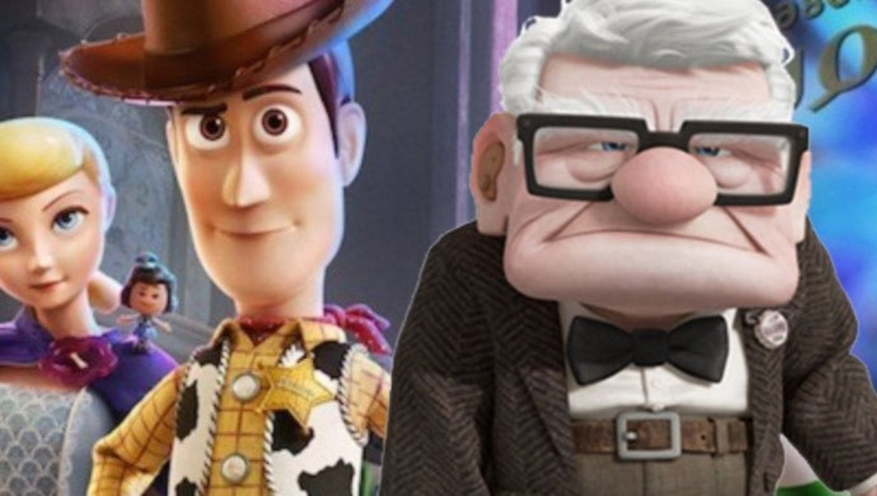 'Toy Story 4' Poster Has an 'Up' Easter Egg