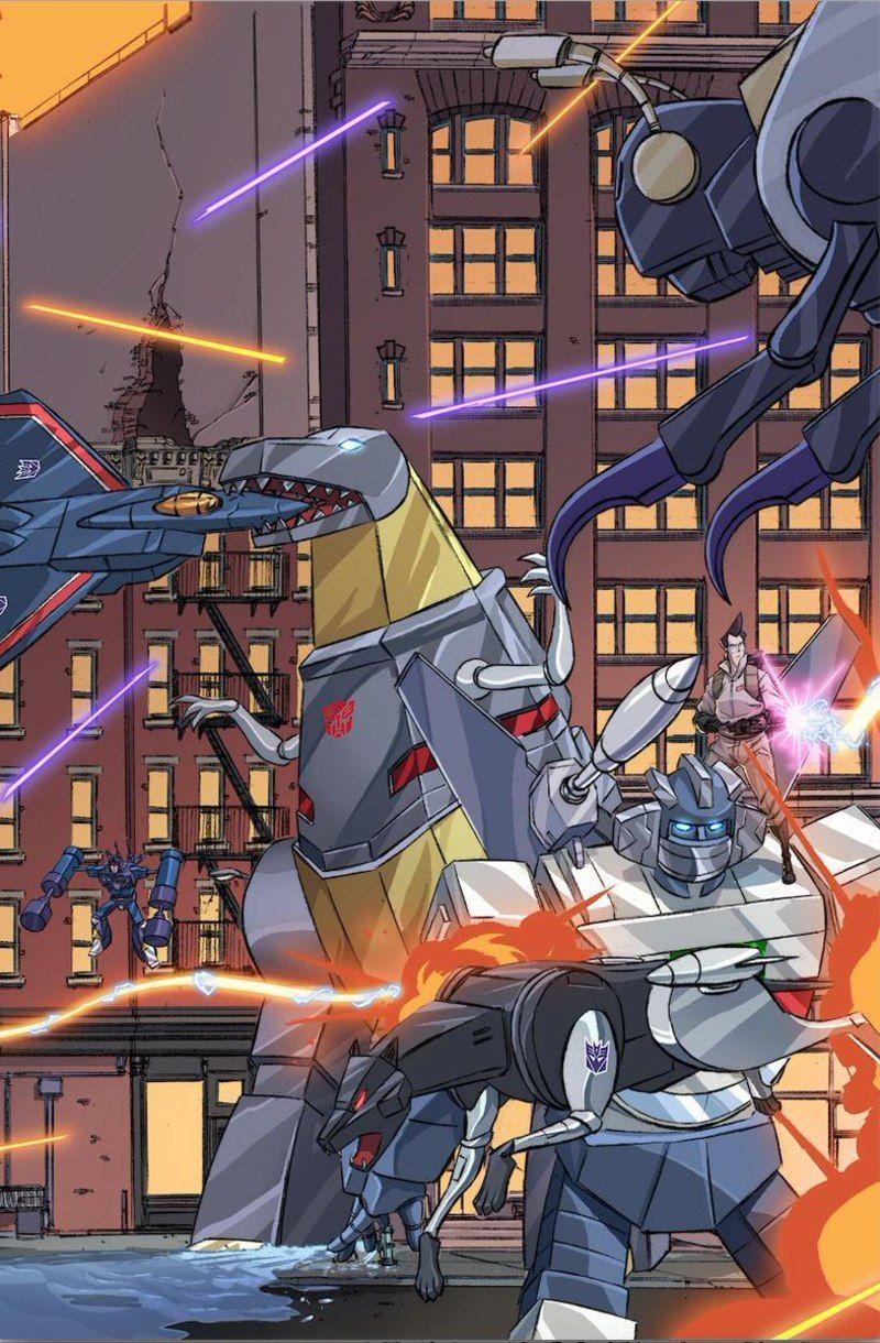 Transformers-Ghostbusters-Grimlock