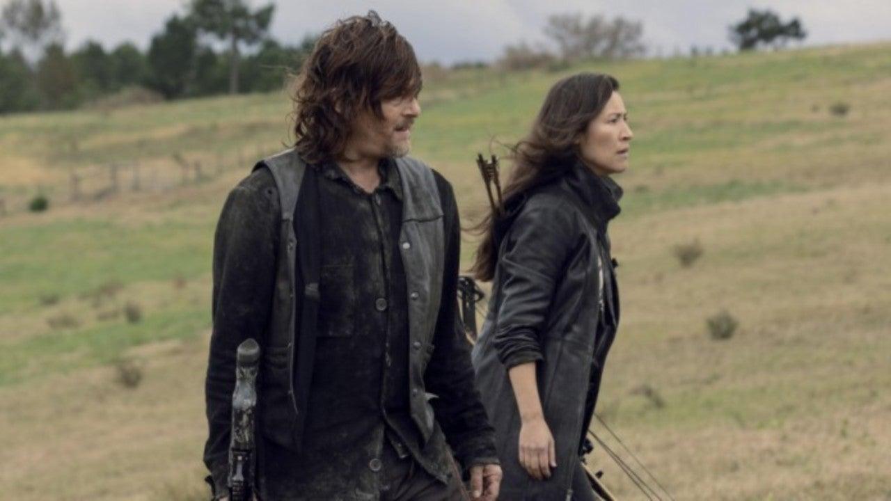 The Walking Dead Stars Penultimate Season 9 Episode Ties Game Of