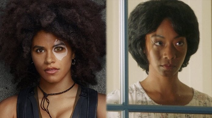 twilight zone zazie beetz better gabriel