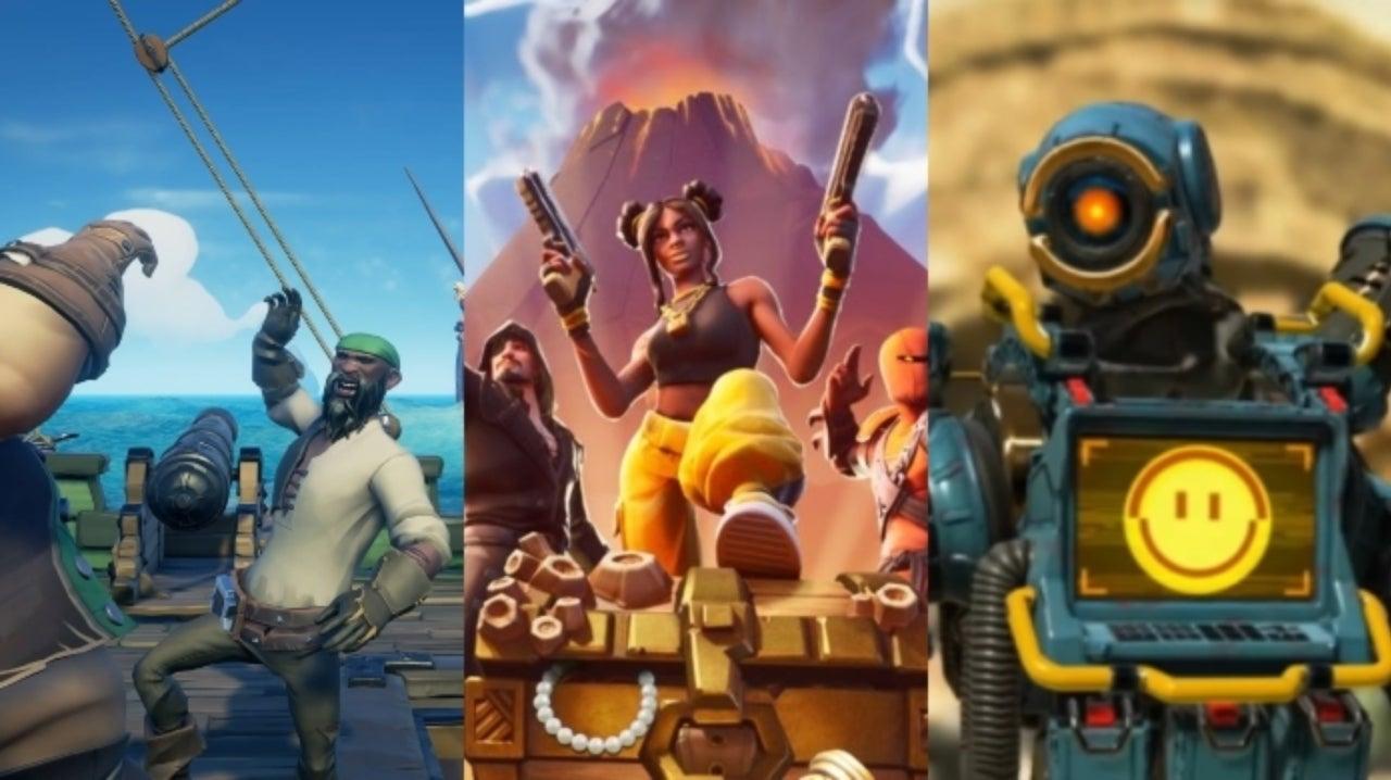 Streamer Ninja Makes Fun of 'Fortnite' Season 8 for Copying 'Apex Legends' and 'Sea of Thieves'