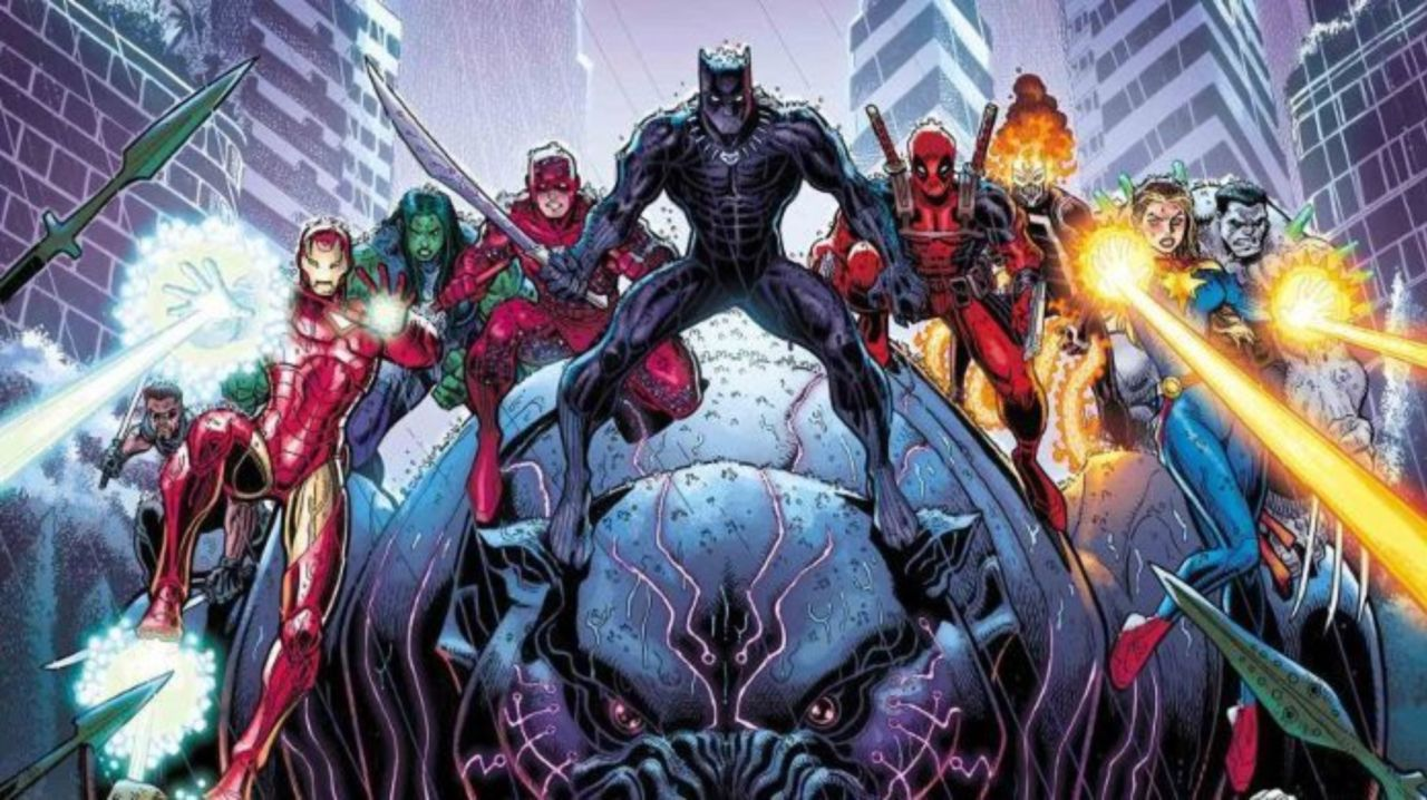 Marvel's Biggest June 2019 Releases: 'War of the Realms' Finale