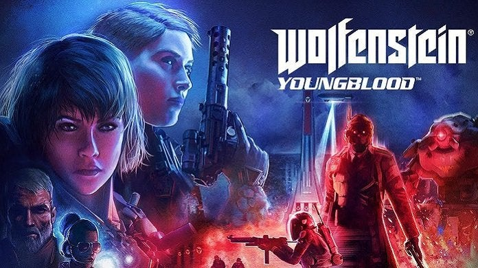 Novo trailer de gameplay do Wolfenstein: Youngblood