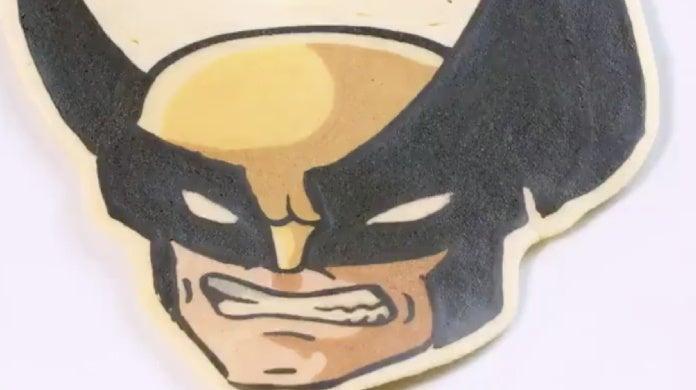 x men pancakes marvel comics