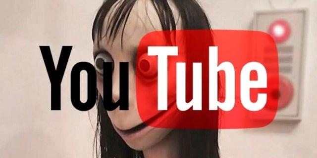 YouTube Demonetizing Momo Videos