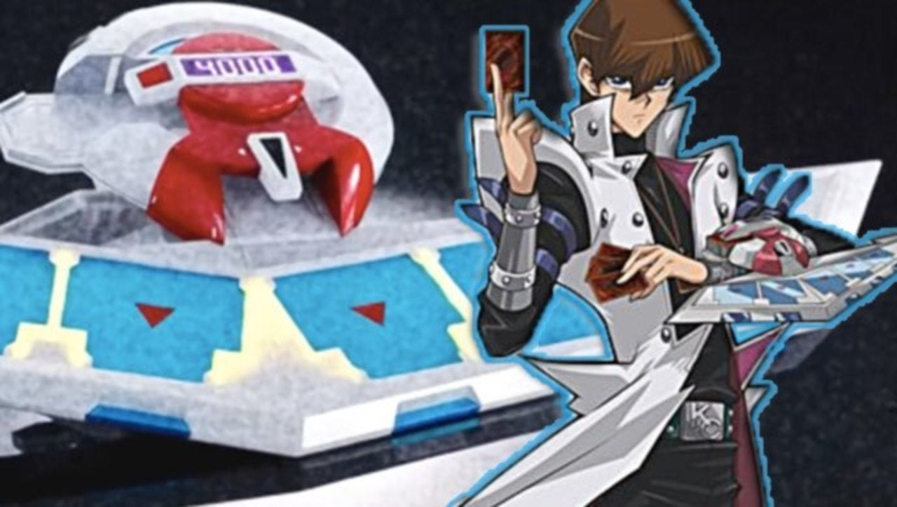 New Yu Gi Oh Duel Disk Replica Shares First Look
