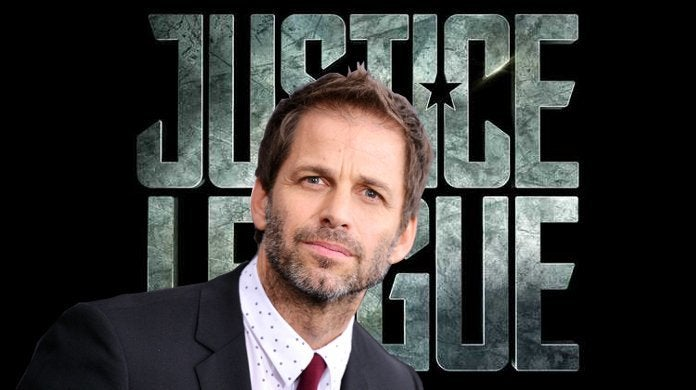 Zack Snyder Confirms Justie League Snyder Cut Exists